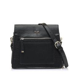 Μαύρη τσάντα χιαστή MariaMare ZORAIDA