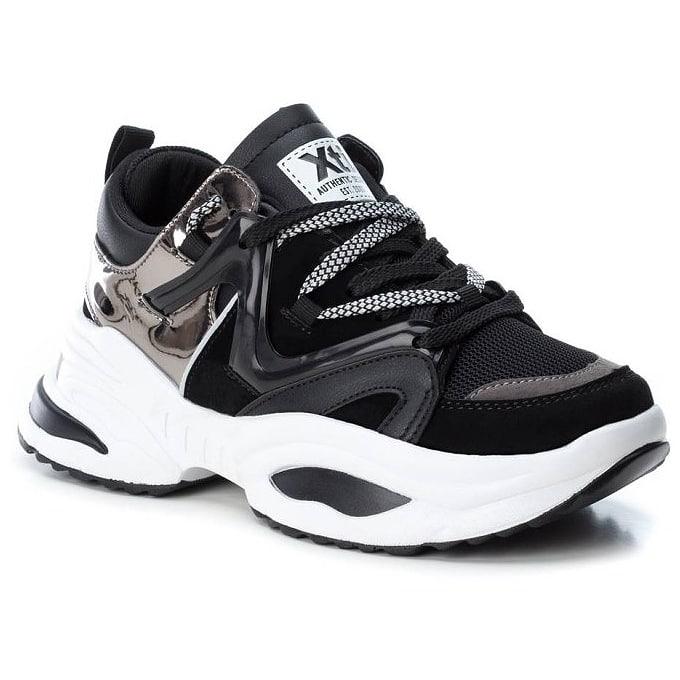 Μαύρο sneaker Xti 49523