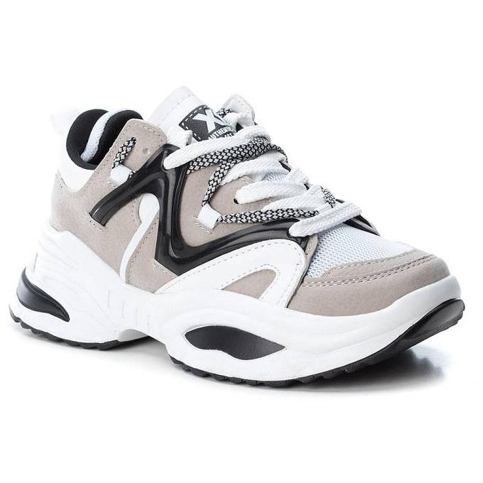 Μπεζ sneaker Xti 49523
