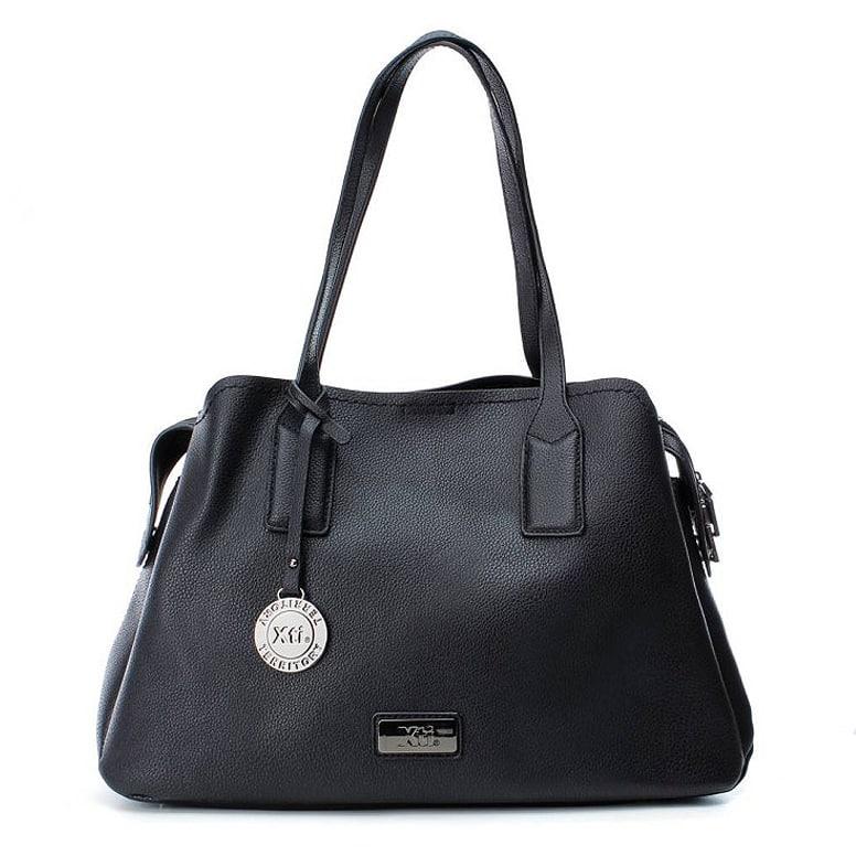Μαύρη τσάντα ώμου Xti 86140
