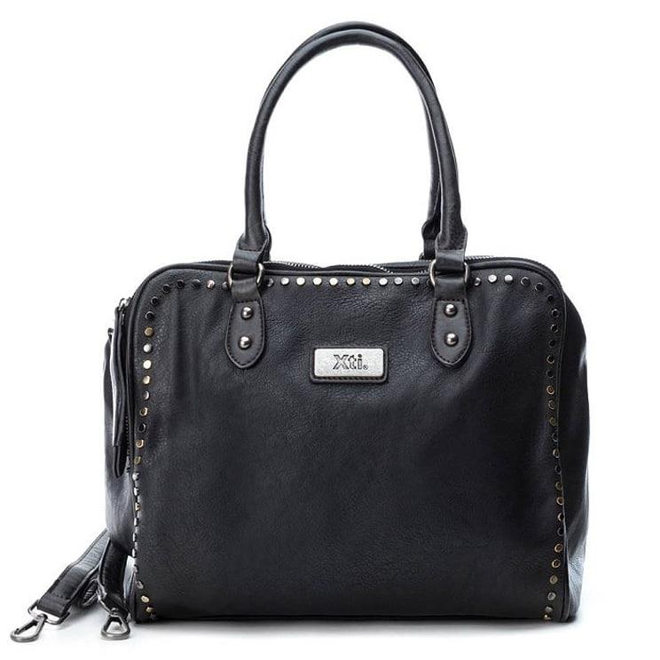 Μαύρη τσάντα χειρός Xti 86172
