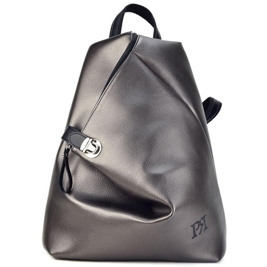 Ατσαλί eco-leather σακίδιο πλάτης Pierro Accessories 09517