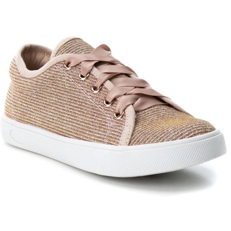 Ροζ παιδικό sneakers Xti 55463