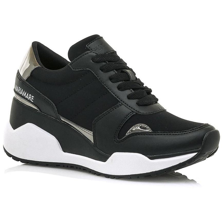Μαύρο sneaker MariaMare 62469