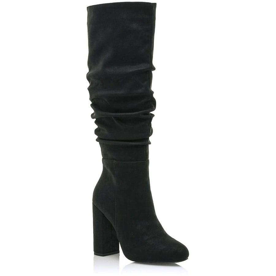 Μαύρη μπότα MariaMare 62529