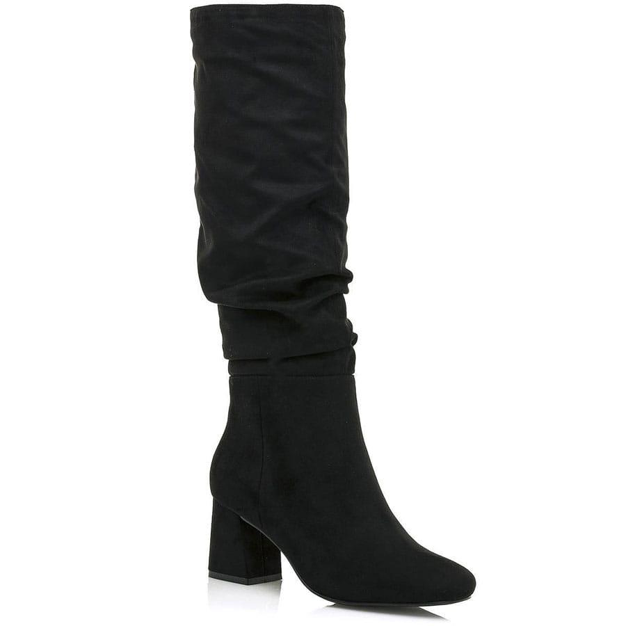 Μαύρη μπότα MariaMare 62665