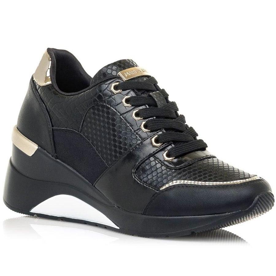 Μαύρο sneaker MariaMare 62727