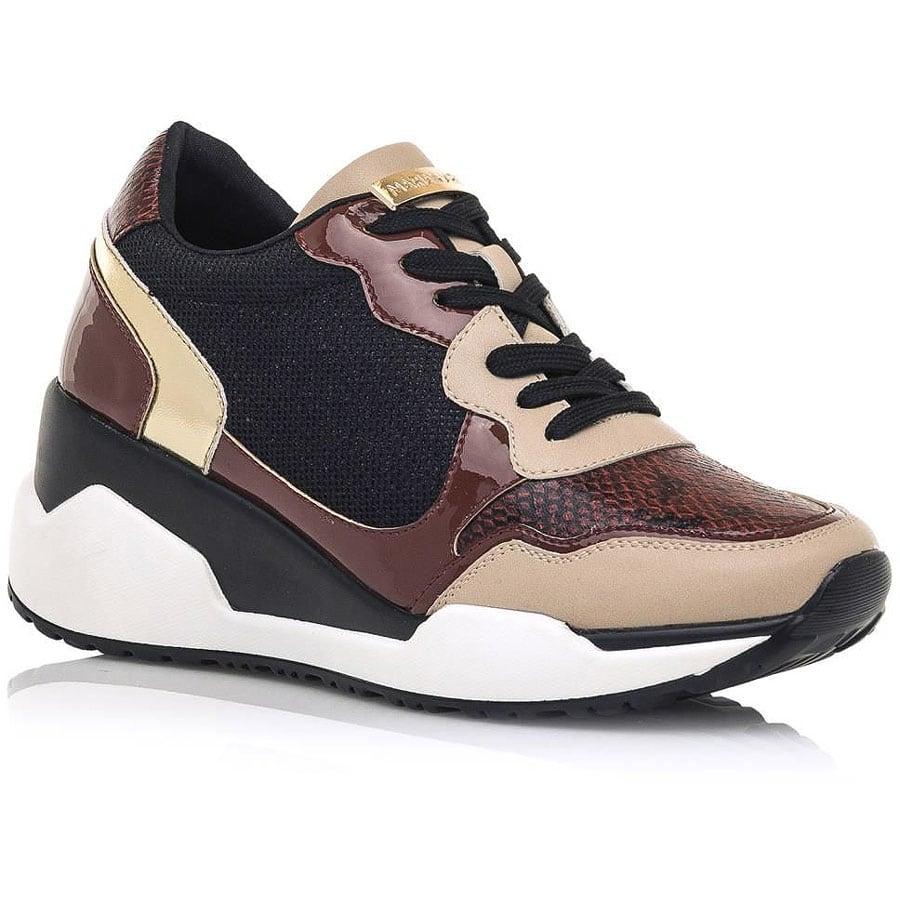 Μπορντό sneaker MariaMare 62730