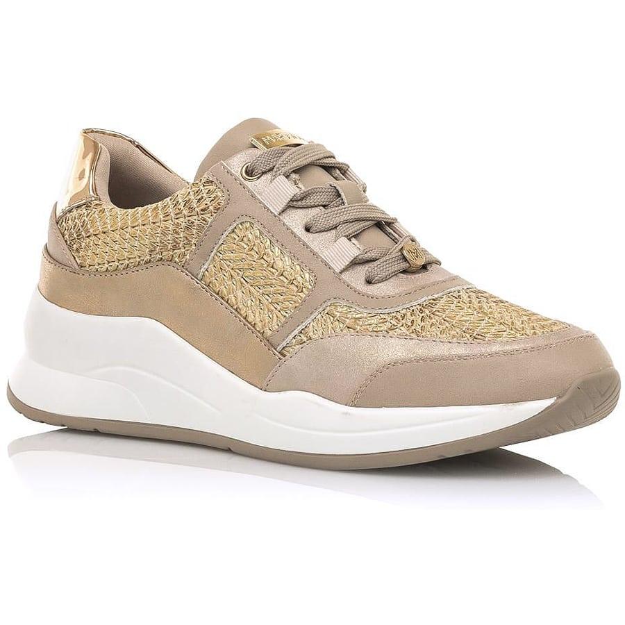 Ροζ χρυσό sneaker MariaMare 62732