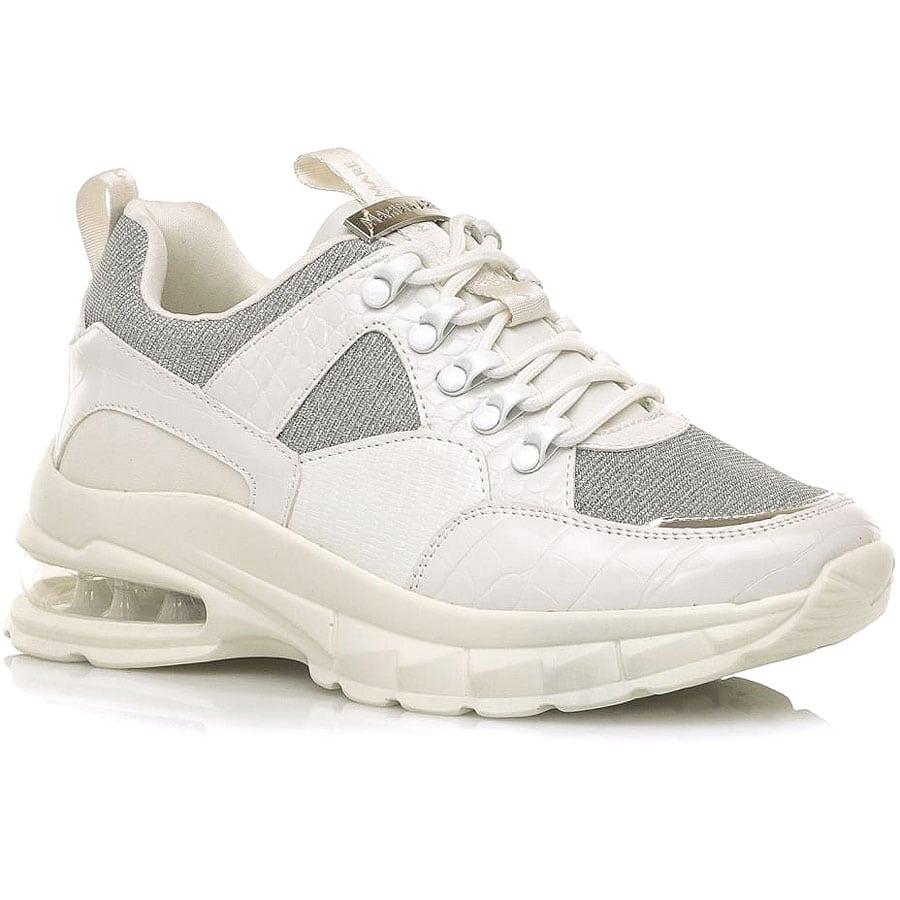 Λευκό sneaker MariaMare 62802