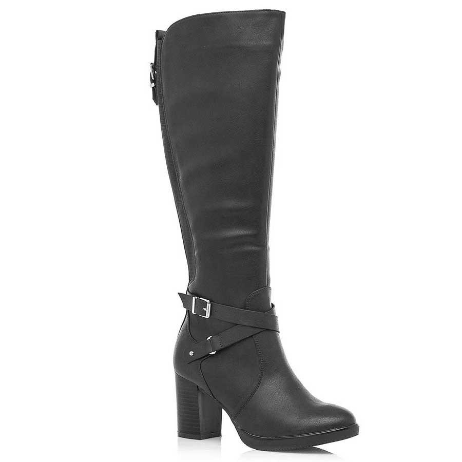 Μαύρη μπότα MariaMare 62832