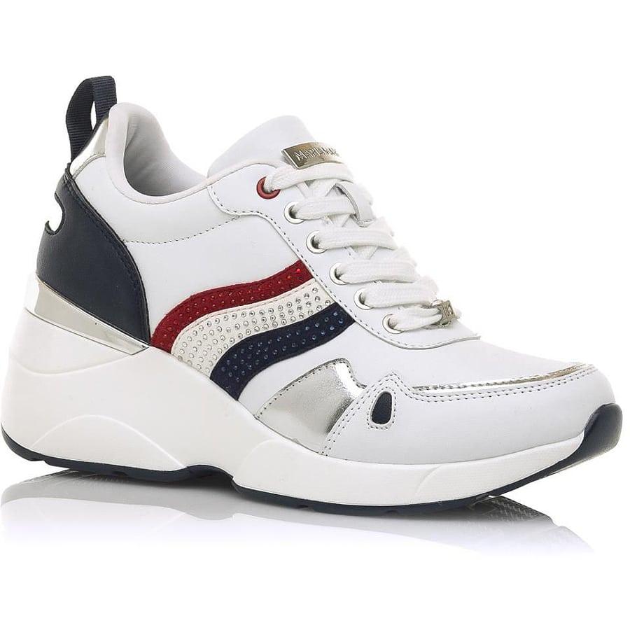 Λευκό sneaker MariaMare 68187