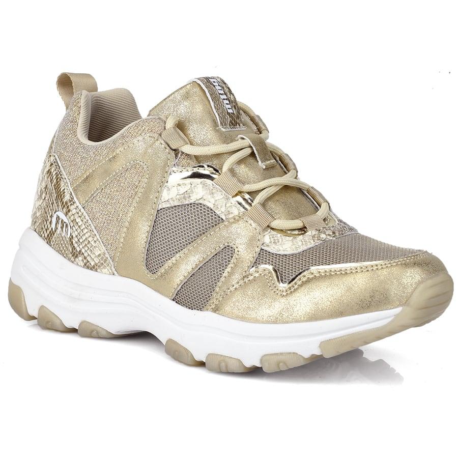 Χρυσό sneaker MTNG 69398