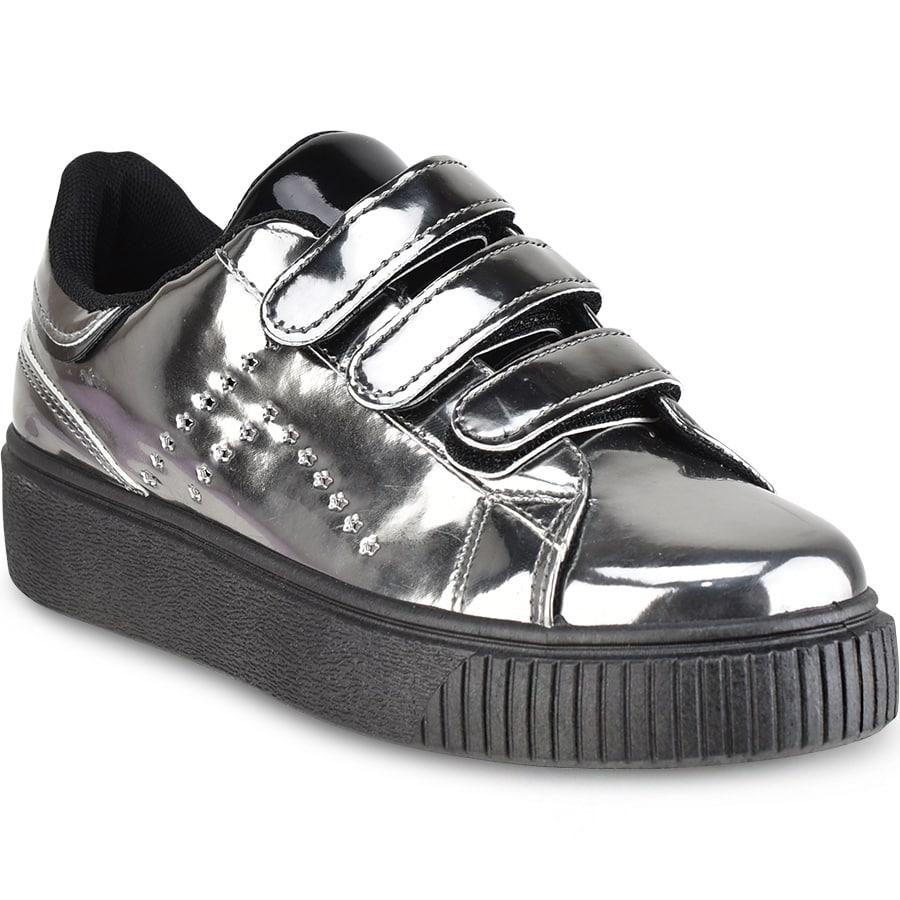 Μολυβί μεταλλικό sneakers Isteria 7384