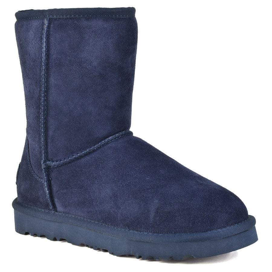 Μπλε δερμάτινο Australian Boot Classic L7830