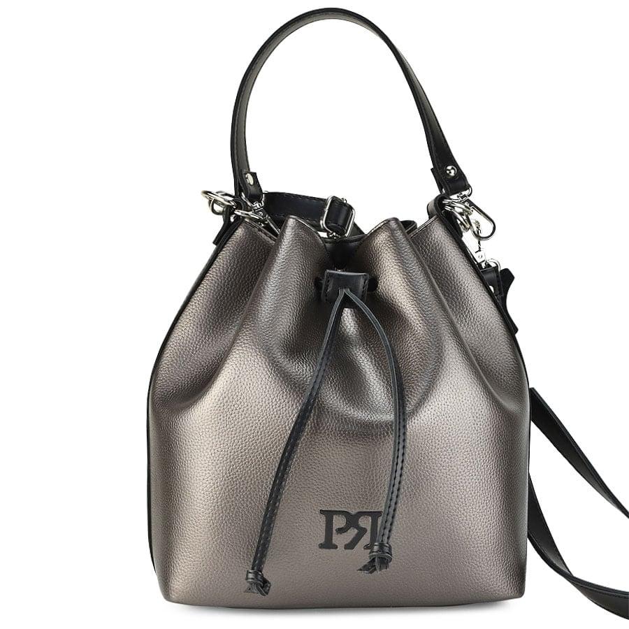 Ατσαλί τσάντα πουγκί Pierro Accessories 90400