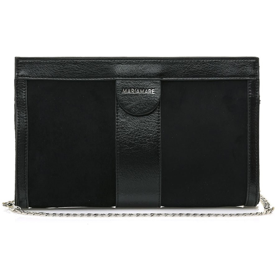 Μαύρη βραδυνή τσάντα MariaMare ARTEMIS