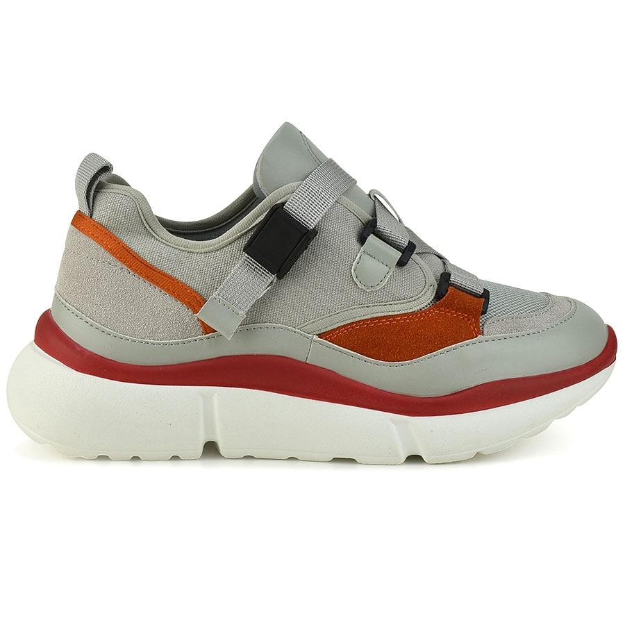 Γκρι sneaker BO-11