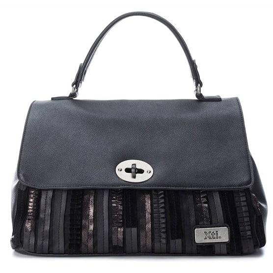 Μαύρη τσάντα χειρός Xti 85998