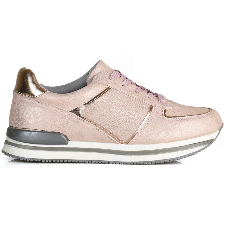 Ροζ sneakers c16751