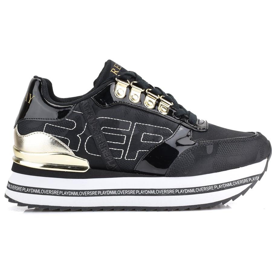 Μαύρο sneaker REPLAY DAYTRIPPER