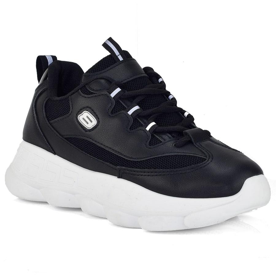 Μαύρο sneaker DKB1102