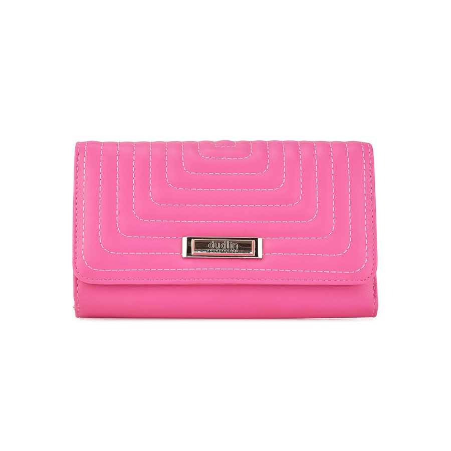 Ροζ πορτοφόλι M582