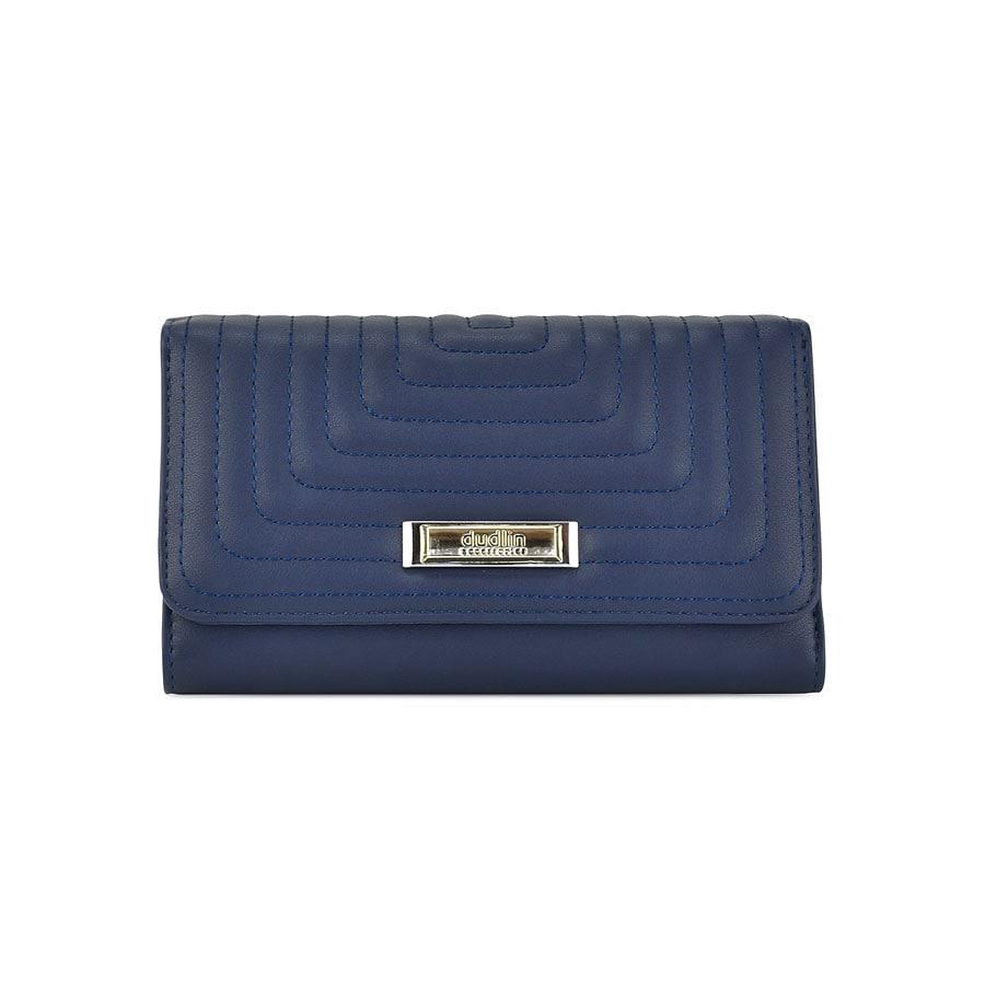 Μπλε πορτοφόλι M582