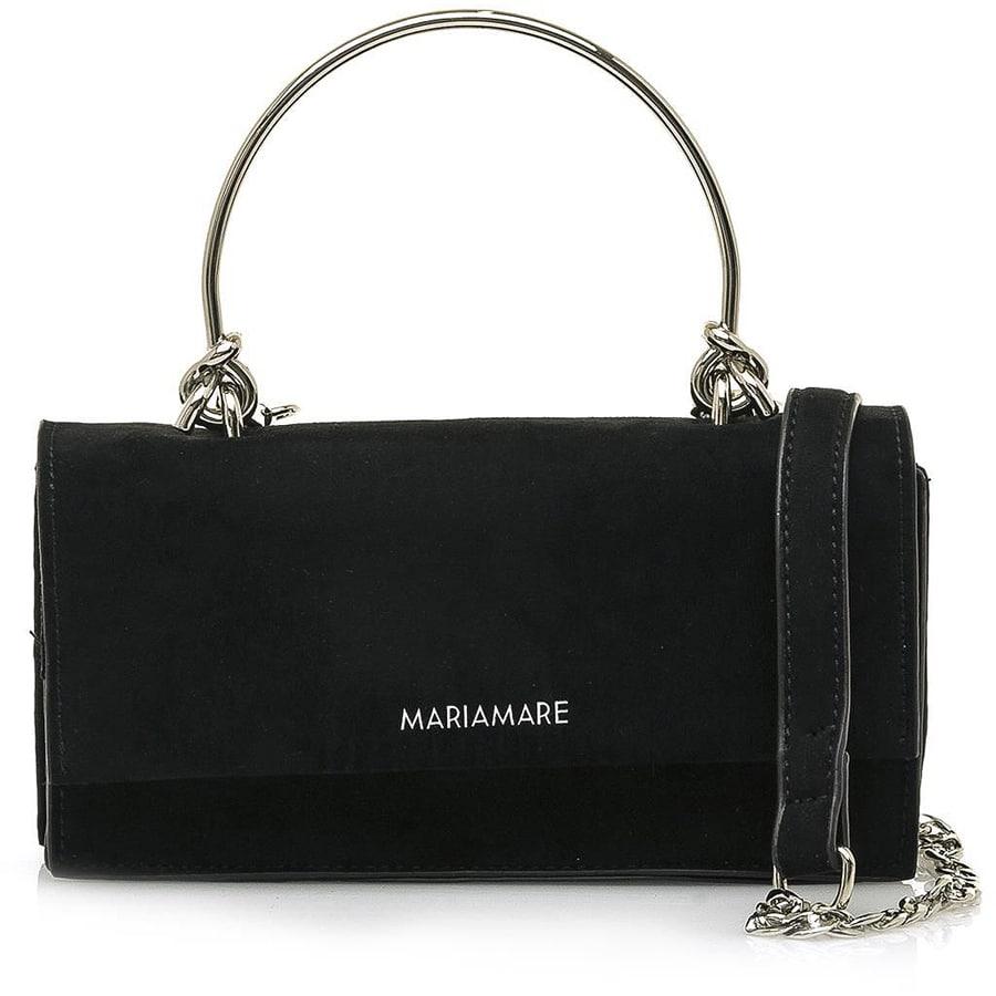 Μαύρη τσάντα βραδυνή MariaMare DUNA