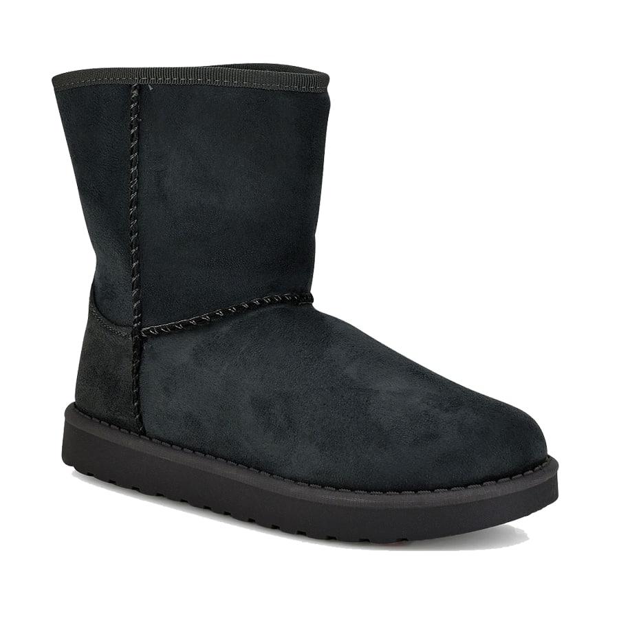 Μαύρο παιδικό Australian Boot F01A