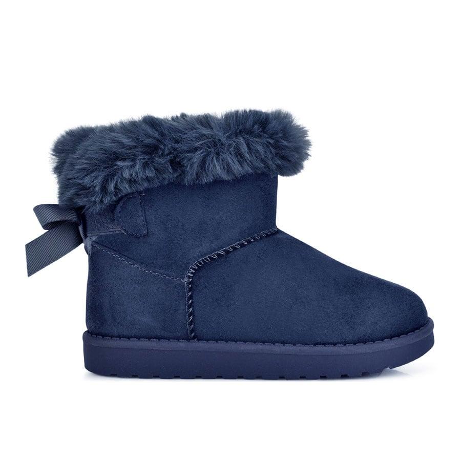 Μπλε παιδικό Australian Boot F07A