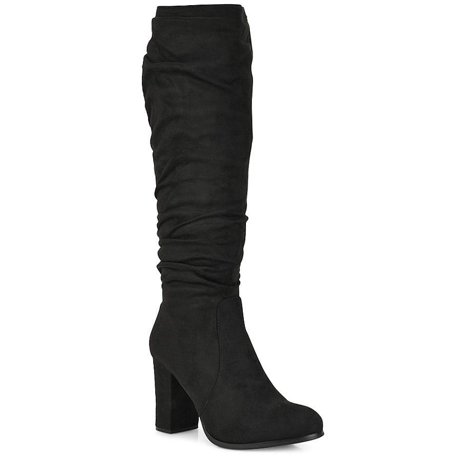 Μαύρη μπότα GL055