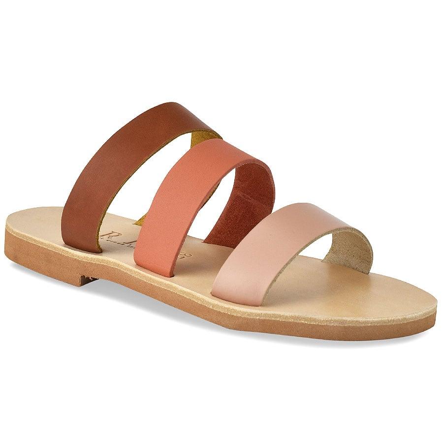 Δερμάτινη σαγιονάρα Iris Sandals IR4/2-10