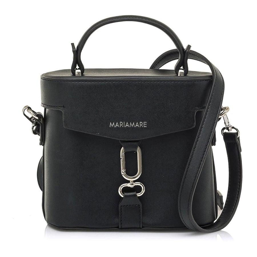 Μαύρη τσάντα χιαστί MariaMare LULU