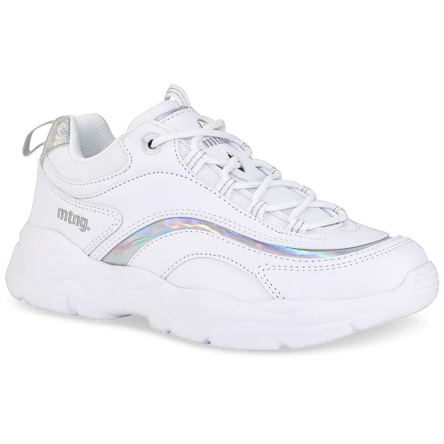 Λευκό sneaker MTNG 69920