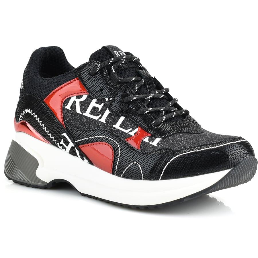 Μαύρο sneaker REPLAY NIKITA