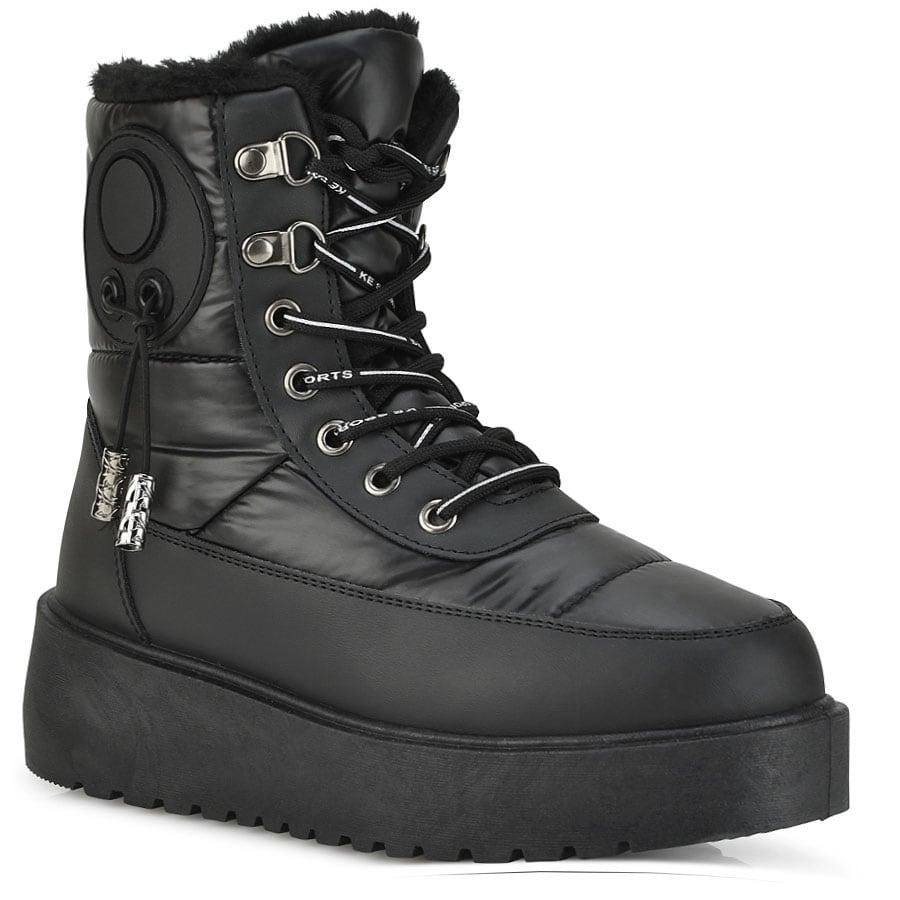 Μαύρο Moon Boot P221