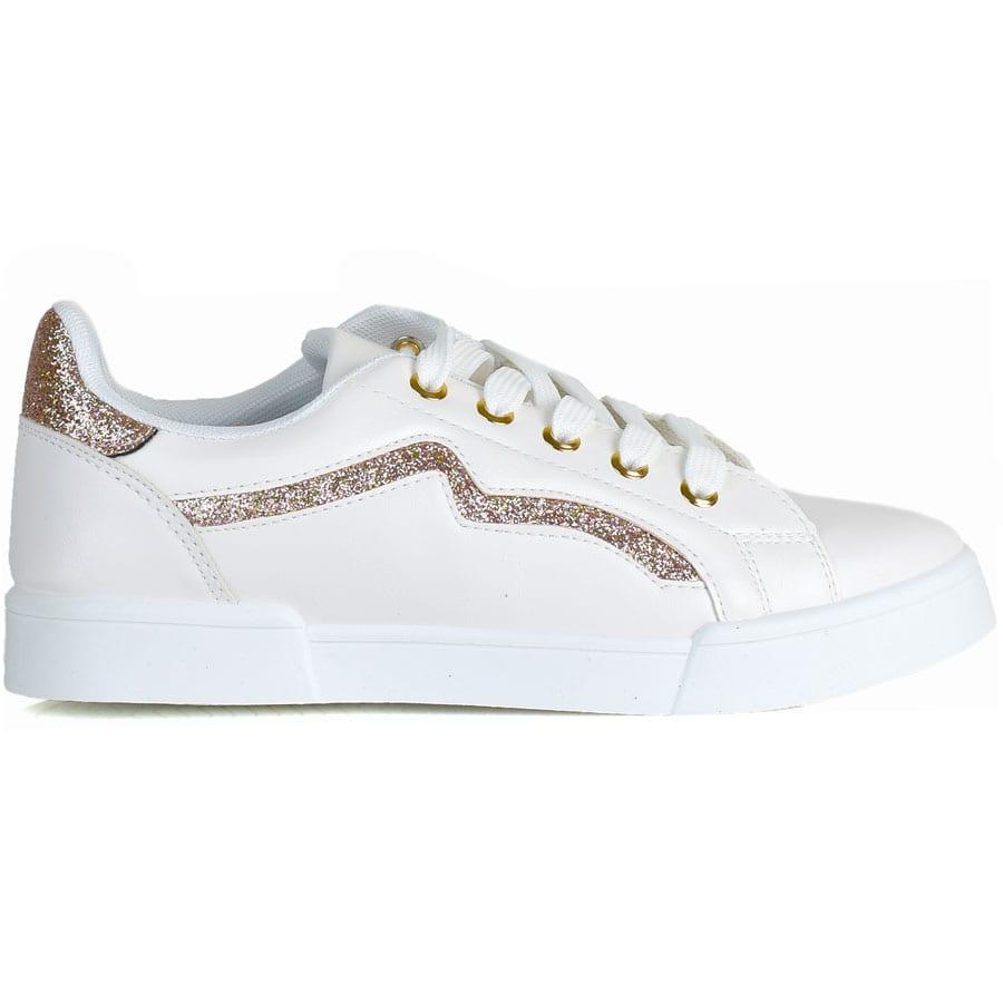 Λευκό sneakers R896