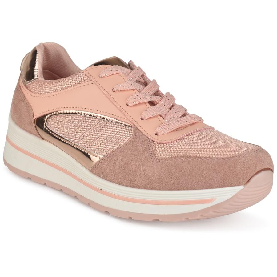 Ροζ sneakers 8606
