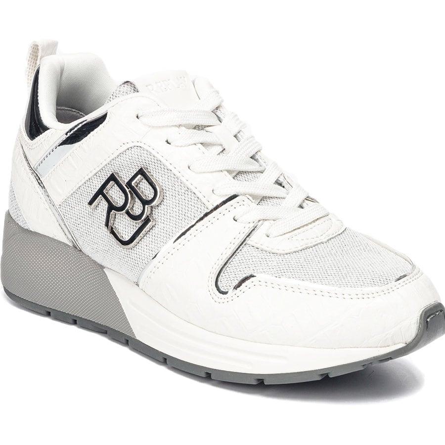 Λευκό sneaker REPLAY WYATT